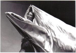 Seidenschleier Tanz Lamia