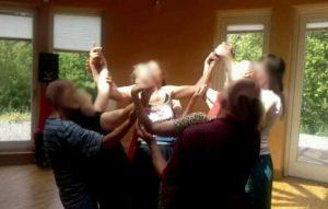Tanzritual Hellenthal Sommersonnenwende