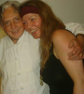 Rolando Toro und Lamia Kriener